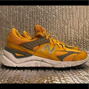 New Balance X-90 Reconstructed Goldrush Running Shoes WSX90RLC Women's Size 9